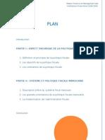 Rapport Politique Fiscale Final
