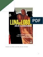 Julio Llamazares Luna de Lobos