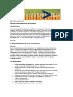 University_Sr. AnalystAnalystAssociate, Server, Storage & Backup.docx