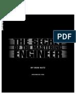 Secrets of the Mastering Engineer