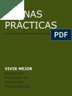 Buenas Prácticas. Evaluaciý Funcional de Conductas Problemáticas (1)