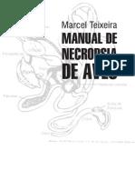 Manual Necropsia de aves