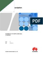 Huawei e173 Specs