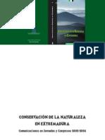 Conservacion de La Naturaleza en Extremadura
