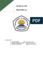 MAKALAH Motor Ac