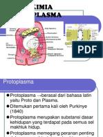 Sifat Kimia Protoplasma