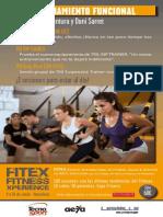 TRX Entrenamiento Funcional en FITEX