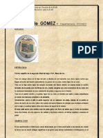 CAÑADA DE GOMEZ HISTORIA