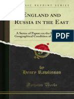 England and Russia in the East (1875)