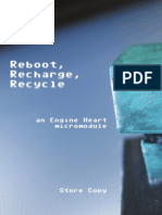 Engine Heart - Reboot, Recharge, Recycle - In-Store Micromodule
