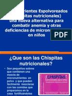 Presentación Chispitas Taller Enero07
