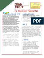 newsletter oct  31