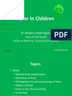 Fever in Children and FUO.pptx