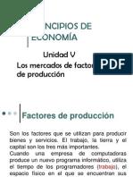 Mercados de Factores