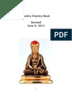 Tibetan Buddhist Prayerbook