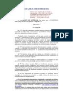 L 6368 (Tráfico Ilícito e Uso Indevido de Substâncias Entorpecentes)