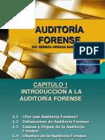 Láminas de Clases Auditoría Forense 1