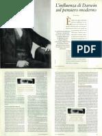 Ernst Mayr - L'influenza di Darwin sul pensiero moderno