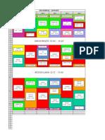 4sb class schedule