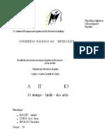 Audit Opérationnel Historique Objectifs Démarche