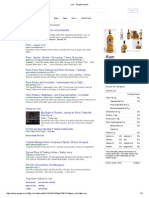Rum - Google Search