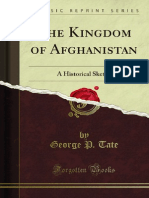 The Kingdom of Afghanistan (1911)