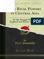 The Rival Powers in Central Asia (1893)