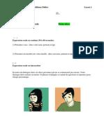 Leáon 1_Production Orale-Ecrite