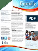 CNIC Family Connection Newsletter November 2014