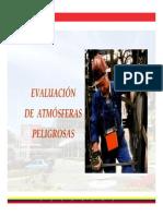 CURSO ATMOSFERAS PELIGROSAS