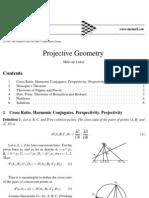 IMOMATH - Projective Geometry