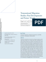 Transnational Migration Studies