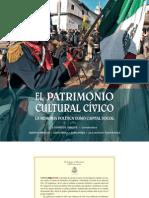 Arizpe Lourdes Coordinadora El Patrimonio Cultural Cívico La Memoria Política Como Capital Social
