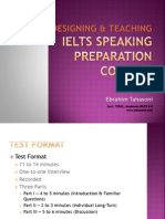 Ielts Ttc Speaking