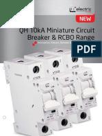 QH Circuitbreakers DataSheet