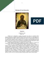 Psihologia Sf. Ioan Damaschin