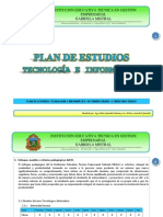 Plan de Area de Informatica 2013