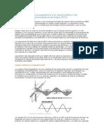 Los Campos Electromagnéticos y La Salud Pública