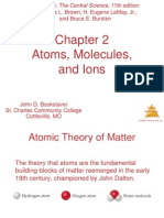 AP Chemistry Chapter 2 powerpoint