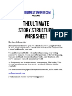 Ultimate Story Structure Worksheet v5