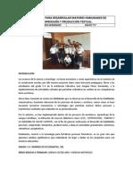 Proyecto de Aula-2014