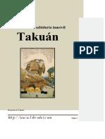 Misterios de La Sabiduria Inmovil- Takuan