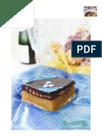 Bucatareselevesele.ro-prajitura Rapida Cu Mere Si Glazura de Ciocolata