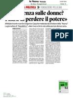 Festival della Politica 2014 - Rassegna Stampa 13 Settembre