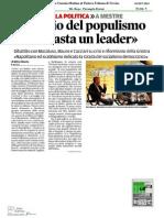 Festival della Politica 2014 - Rassegna Stampa 14 Settembre