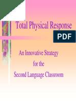 TPR Total Physical Response Method