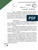 Manual de Procedimientos RM 1543-14