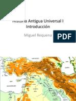 Historia Antigua Tema 1