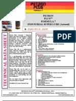 Petron Plustm Formula 7 Industrial Super Lube (Aerosol)