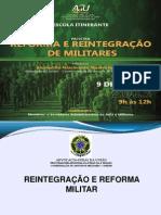 PALESTRA SM REFORMA MILITAR.ppt